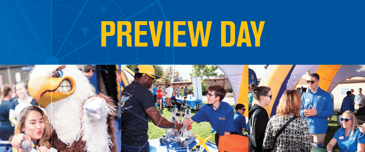 Embry-Riddle Aeronautical University's Prescott Campus Preview Day