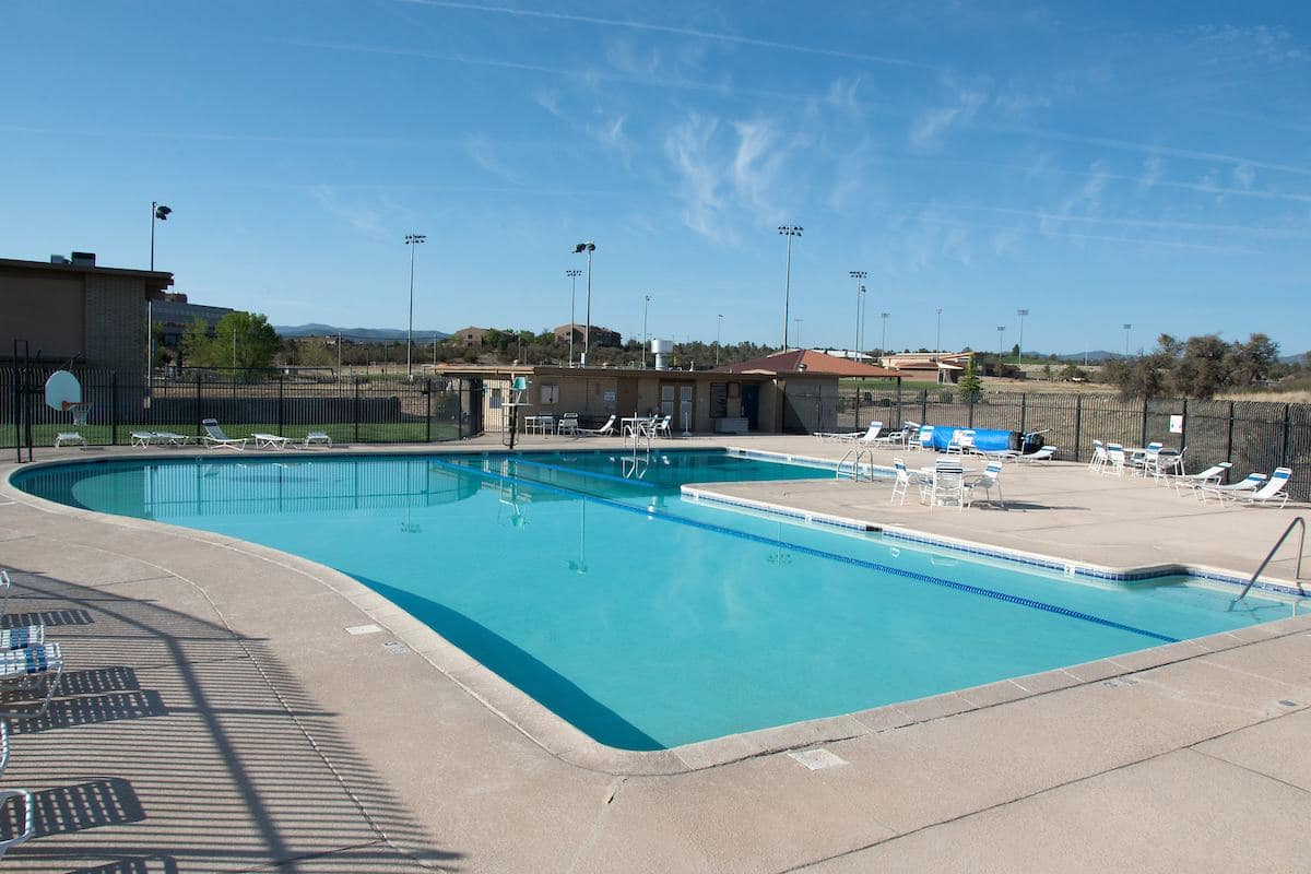 Prescott Campus Pool and Tennis Facilities