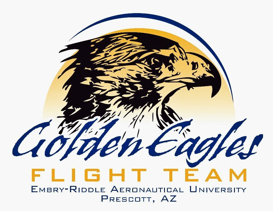 Golden Eagles Flight Team logo