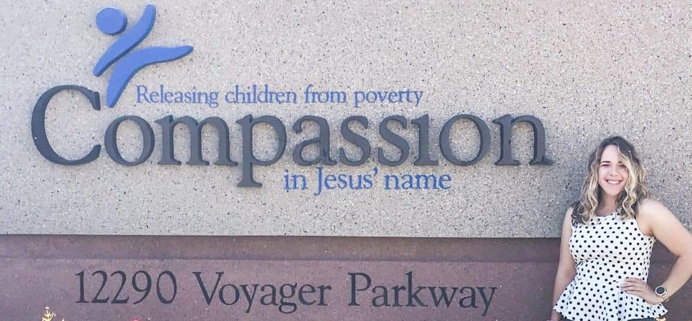 My Summer Internship as a Software Developer for Compassion International