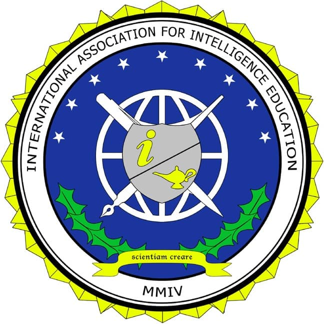 Seal of the International Association for Intelligence Education