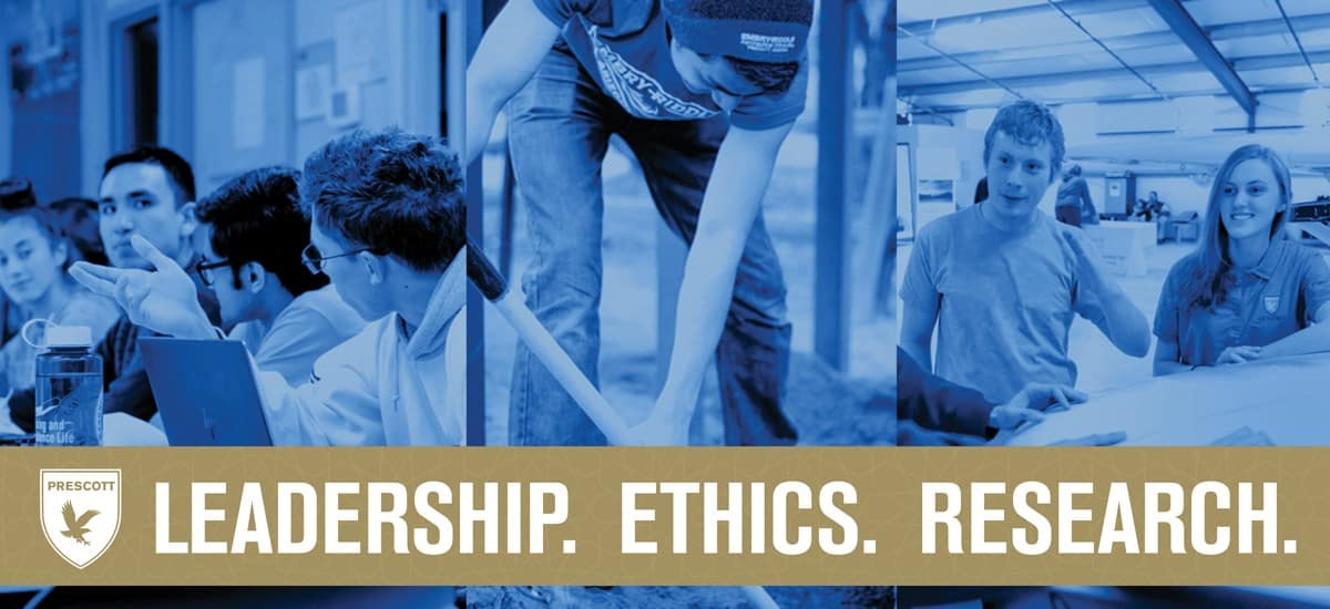 Embry-Riddle Aeronautical University Honors Program: Leadership Ethics and Research