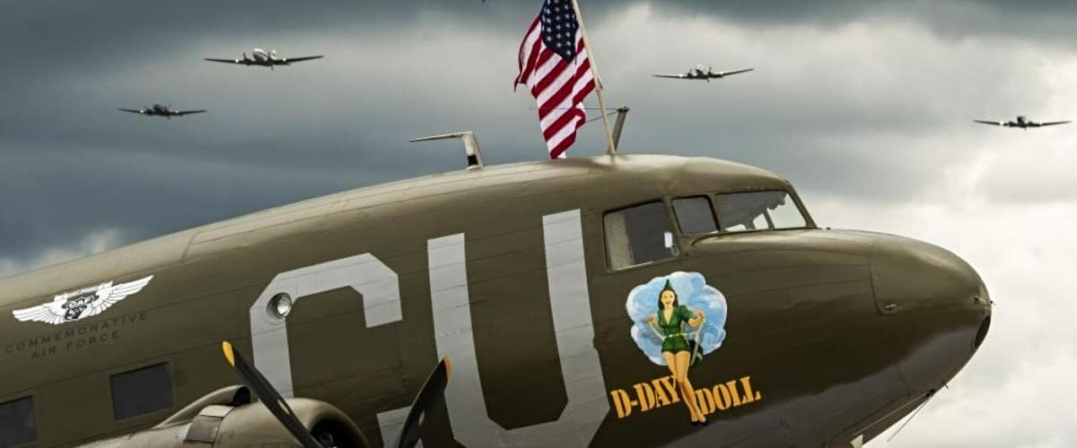 Wings Out West Airshow Presents: D-Day Doll
