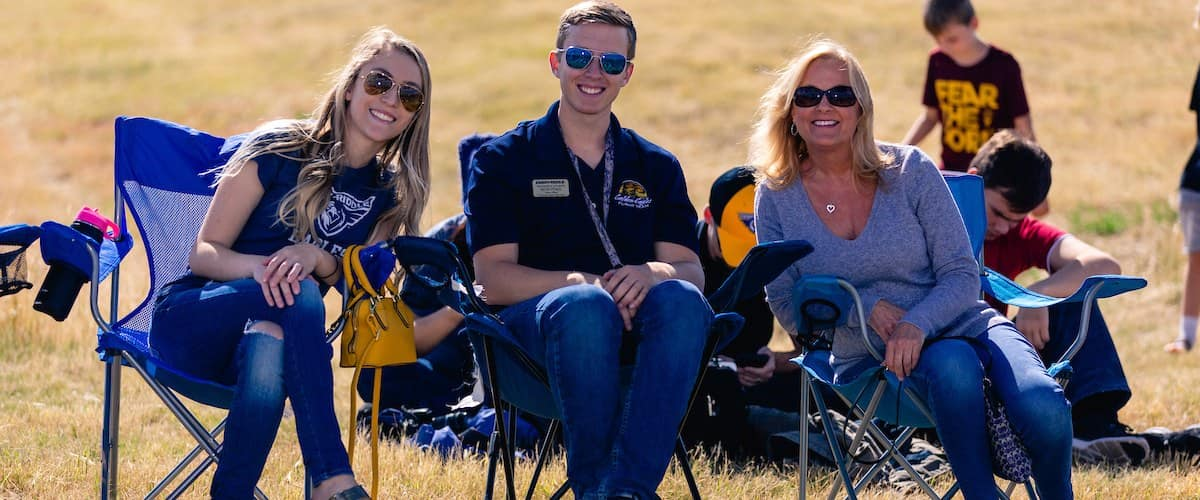 The Wings Out West Airshow, open to Embry-Riddle Students, Faculty, Staff, Parents, and the entire Prescott and Quad City Community
