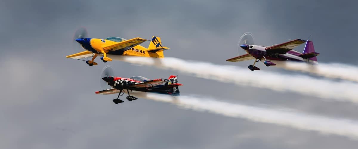Wings Out West Airshow | Embry-Riddle Aeronautical
