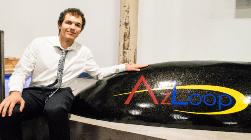 Embry-Riddle Prescott Students Participate in SpaceX's Hyperloop Competition