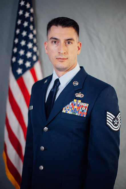 Technical Sergeant Ryan S. Rolfe