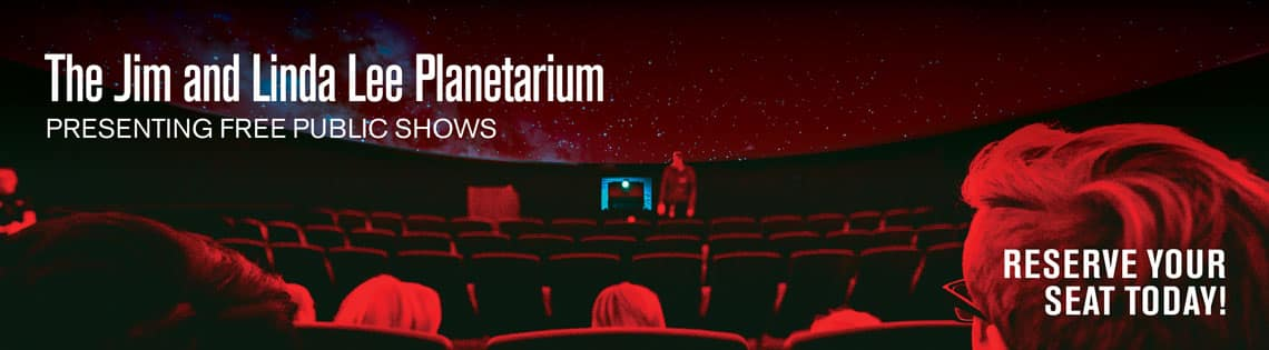 The Jim and Linda Lee Planetarium is the only Arizona planetarium north of Phoenix