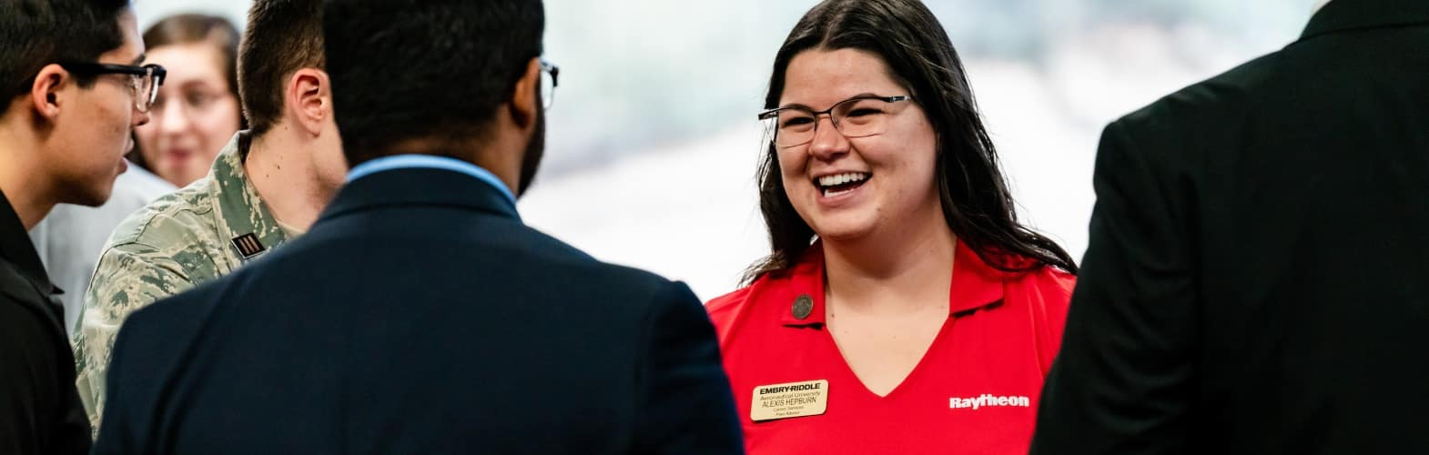 Student Success: Alexis and Raytheon