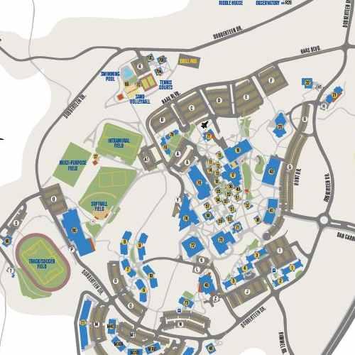 Campus Facilities Embry Riddle Aeronautical University Prescott Az