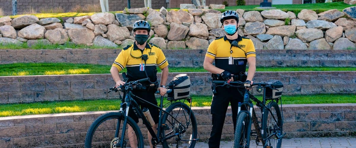 Safety & Security Bicycle Patrol