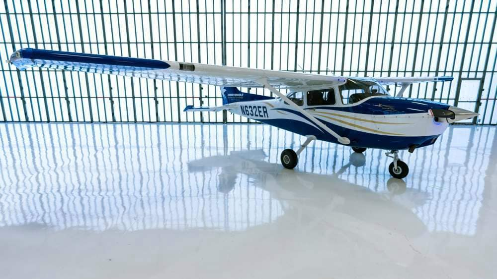 The Cessna 172 Skyhawk Aircraft