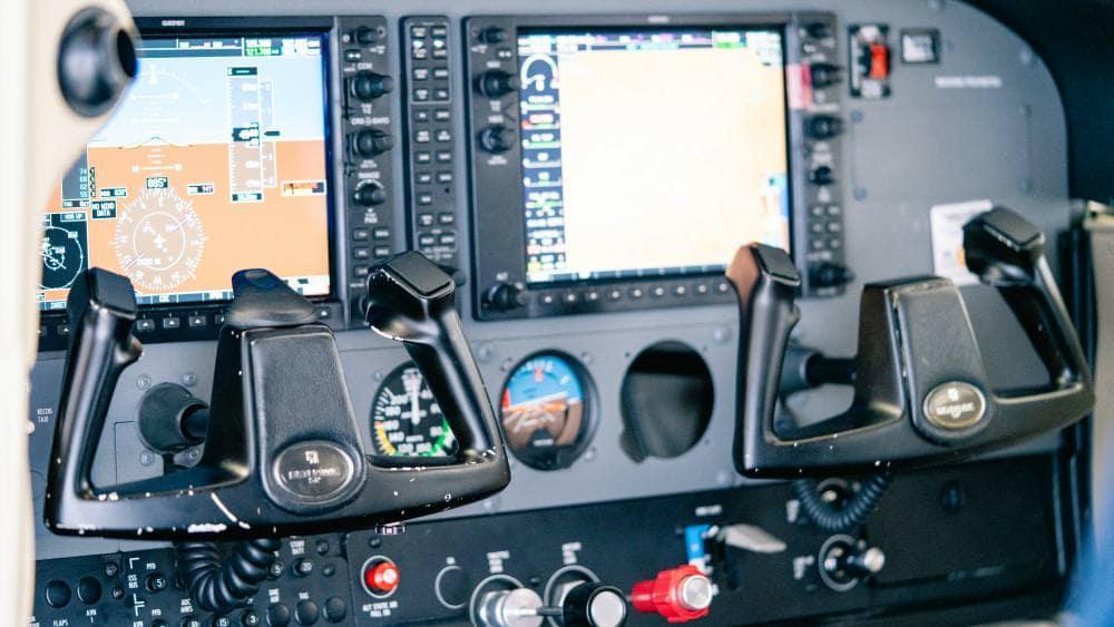 Aircraft Fleet: Cessna 172 Skyhawk | Embry-Riddle Aeronautical