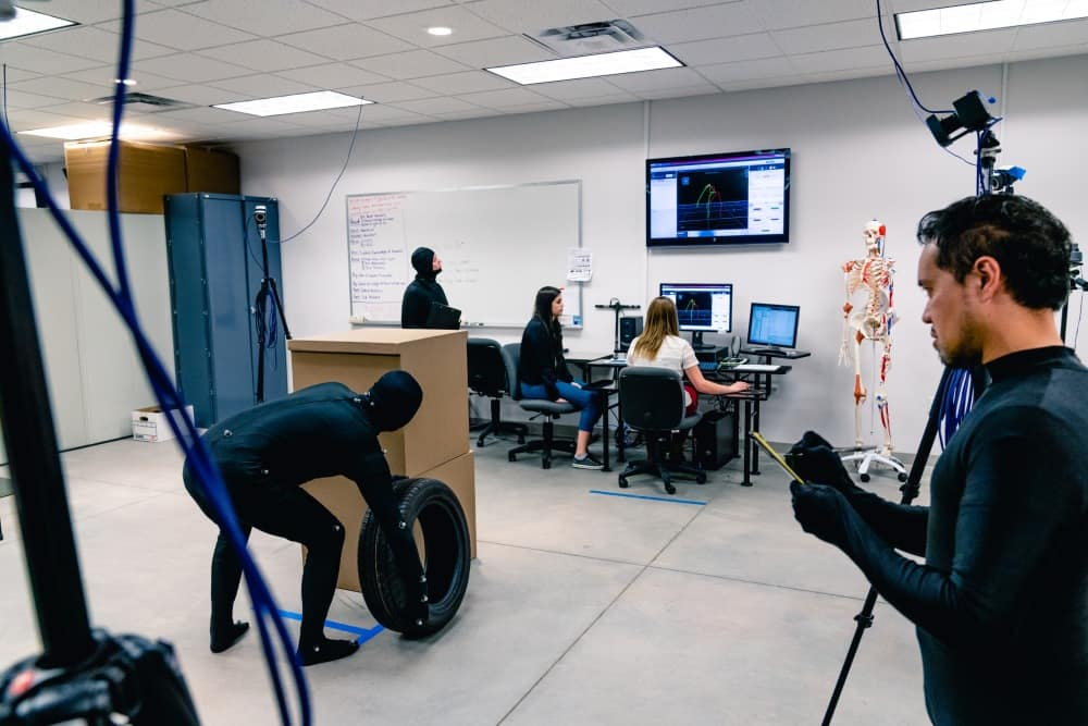 Prescott Campus Ergonomics Lab