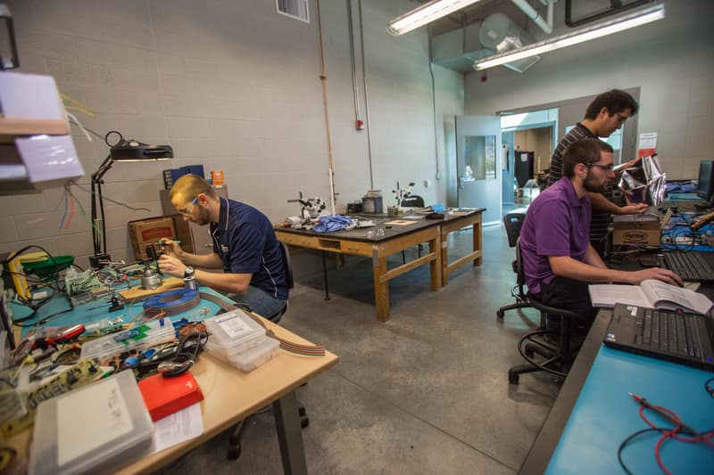 NASA Space Grant Lab