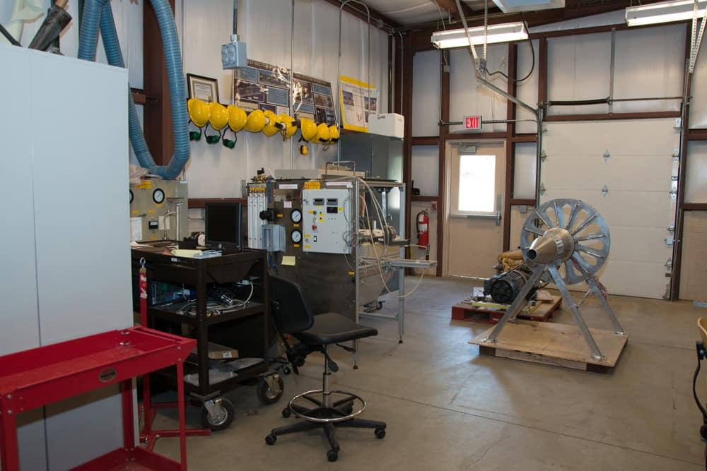 Propulsion Laboratory | Embry-Riddle Aeronautical University