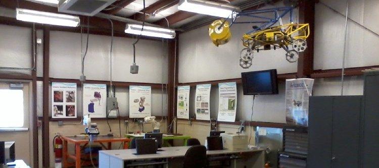 Robotics Laboratory Embry Riddle Aeronautical University Daytona