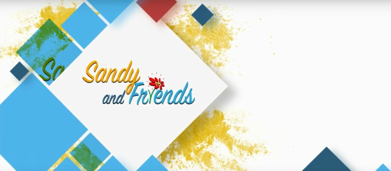 Sandy and Friends television program features an exclusive interview with Director of the Jim and Linda Lee Planetarium Eric Edelman