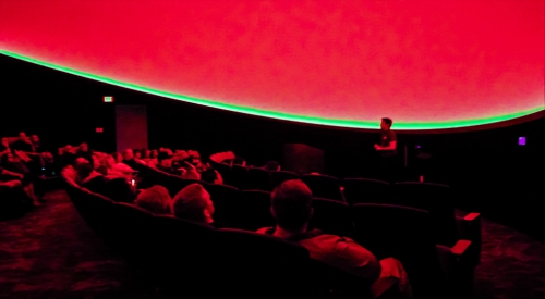The Jim and Linda Lee Planetarium