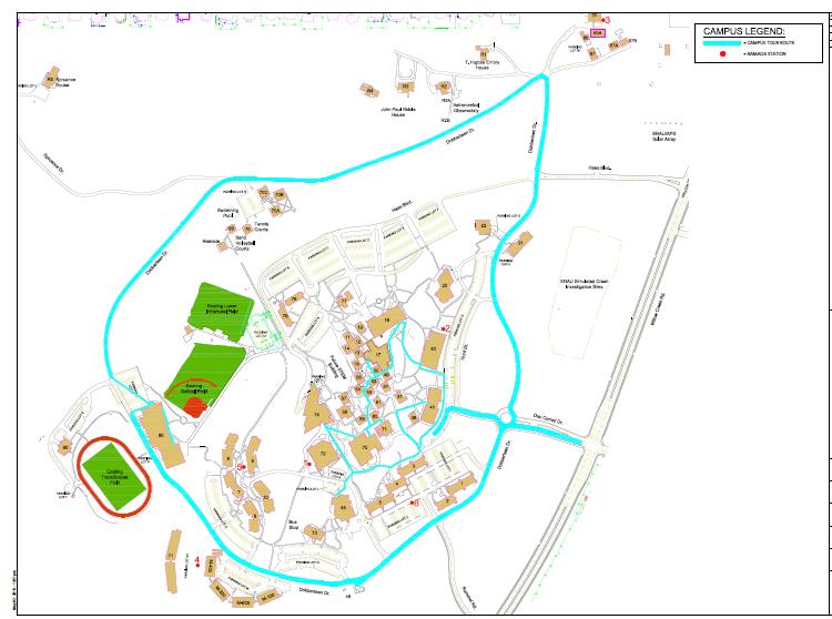 Map Directions Embry Riddle Aeronautical University Prescott Az