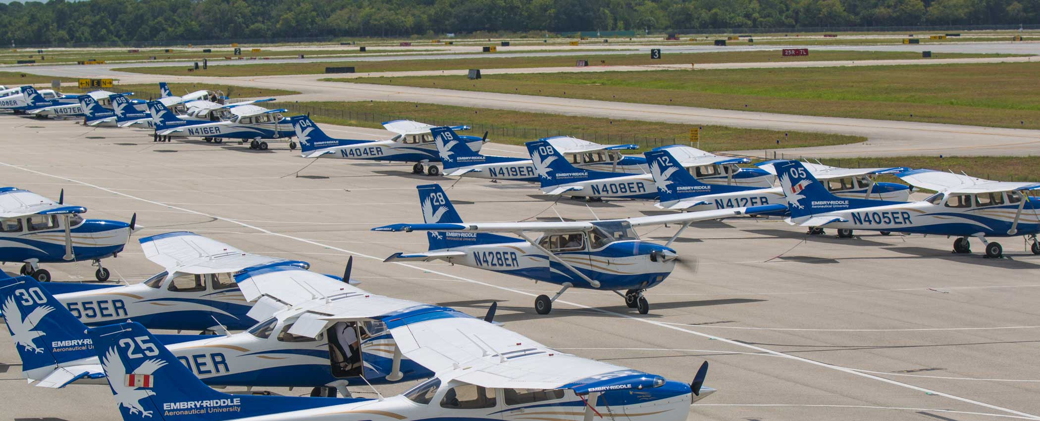 Embry-Riddle's Aeronautical Science bachelor degree programs (Fixed and Rotary) offer the most advanced flight training curriculum in the world for pilots.