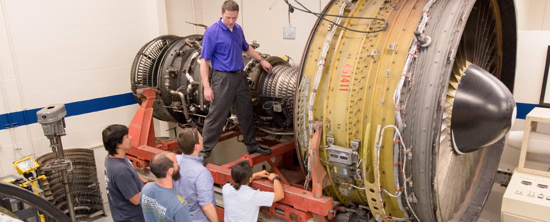 The Aerospace Engineering undergraduate program at Embry-Riddle has held the top ranking in the nation among schools whose highest degree is a bachelor's, according to U.S. News & World Report's America's Best Colleges Guide.